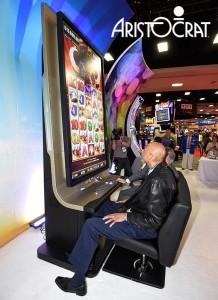 Aristocrat Gaming Slot Machines
