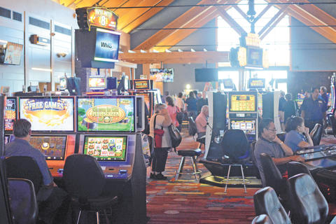 Shooting Star Casino Opens In Bagley Safepokies Com Blog